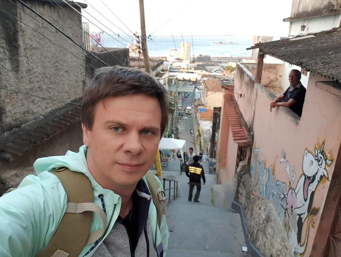 'Мир наизнанку': Дмитрий Комаров рассказал о встрече с бразильской маф