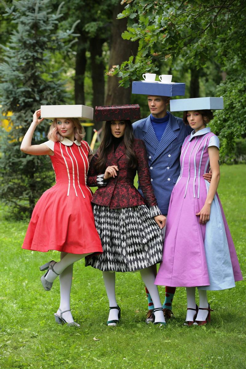 Секреты лидерства в мире моды от четверки участников 'Топ-модель по-ук