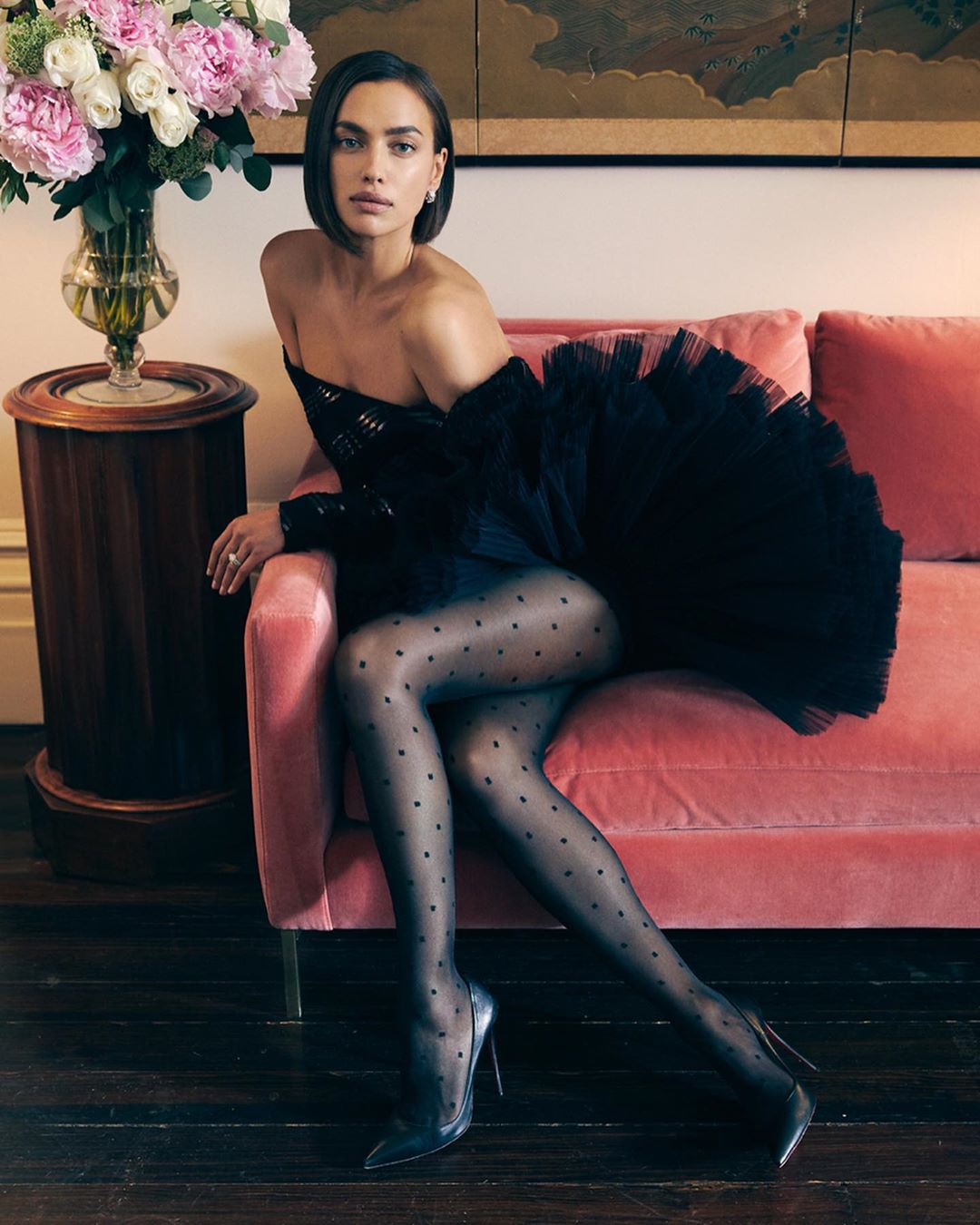 Ирина Шейк дала интервью Harper's Bazaar: о браке, хейтерах и материнс