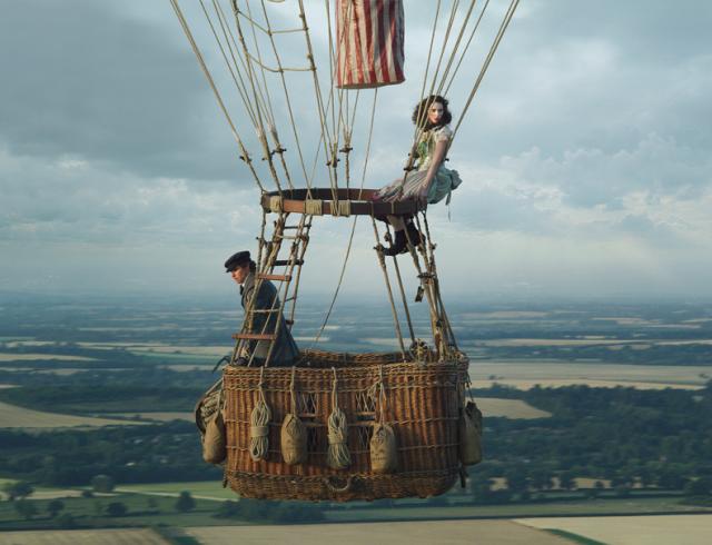 'Аэронавты': в прокат выходит захватывающий фильм про отчаянных аэрона