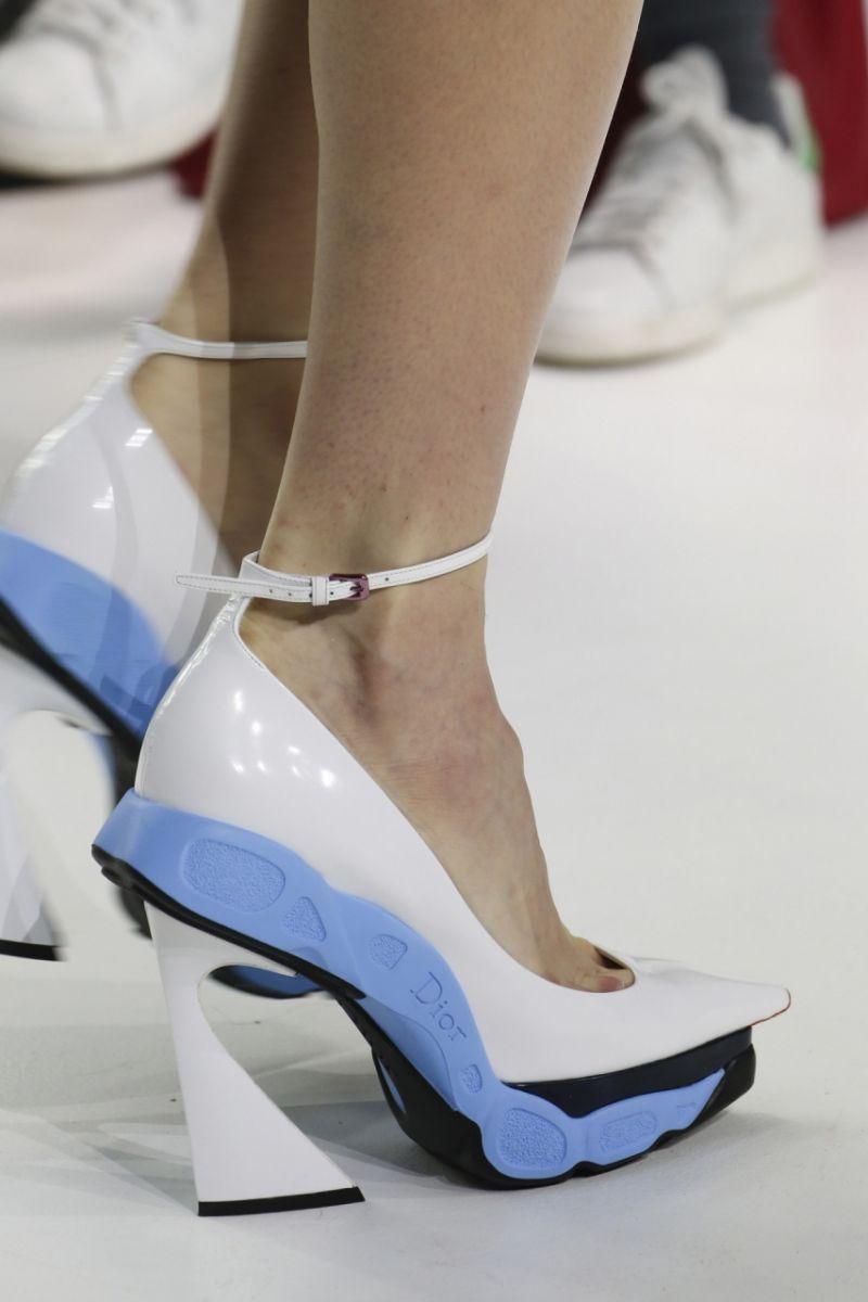 Спортивные туфли Christian Dior - фото №4