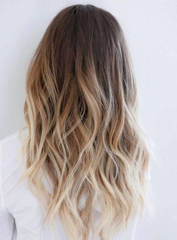 Окрашивание волос шатуш или эффект выгоревших прядей: идеальный вариант для лета - фото №7