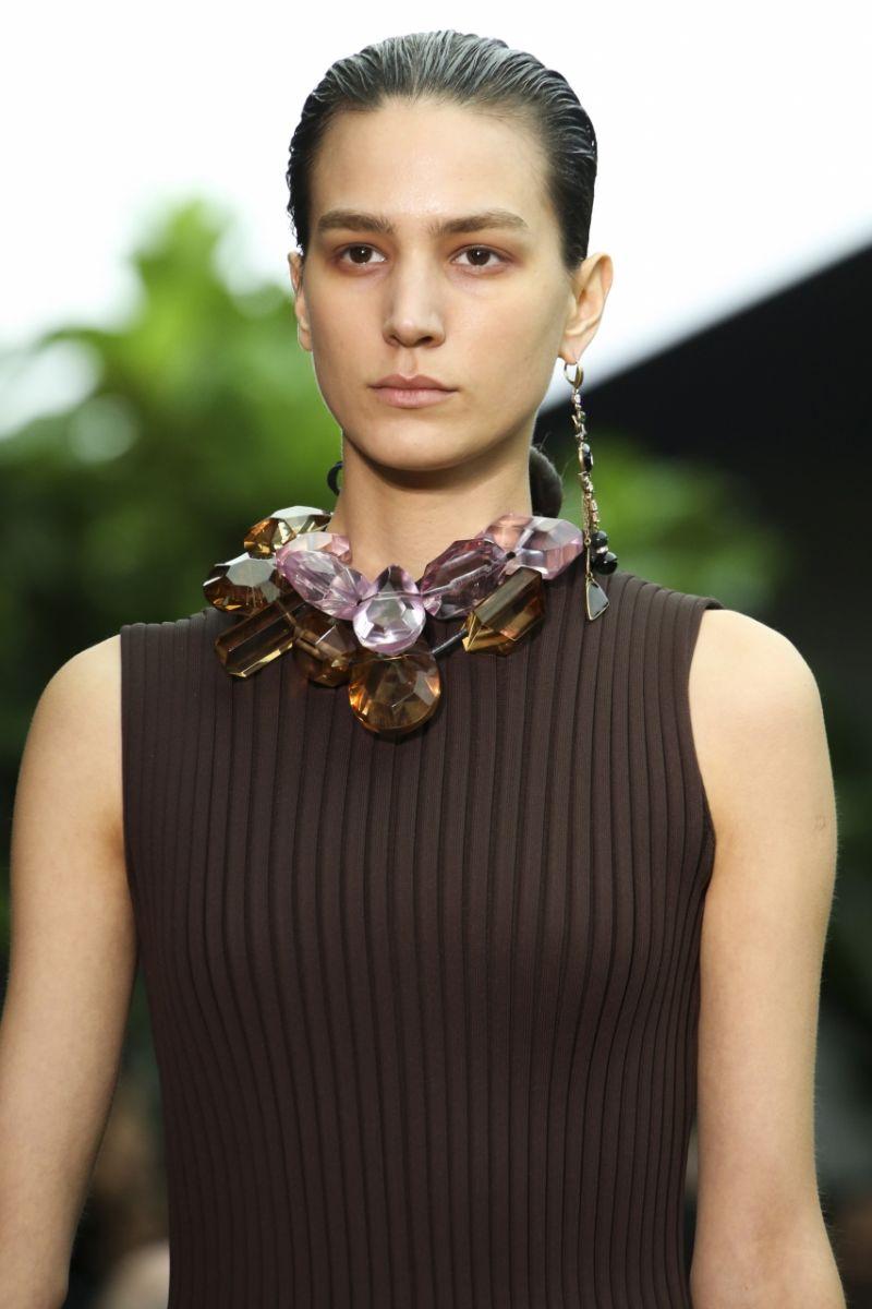 Прозрачные браслеты Céline - фото №5