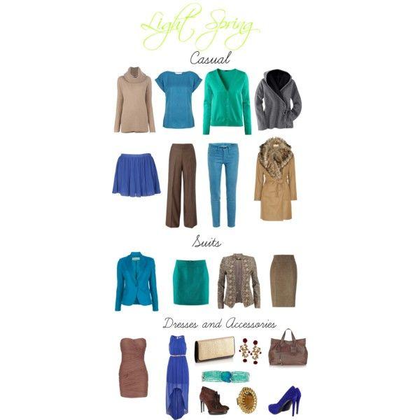 Как подобрать гардероб по цветотипу Весна - фото №5