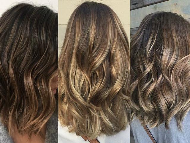 Babylights – новая тенденция в окрашивании волос 2016