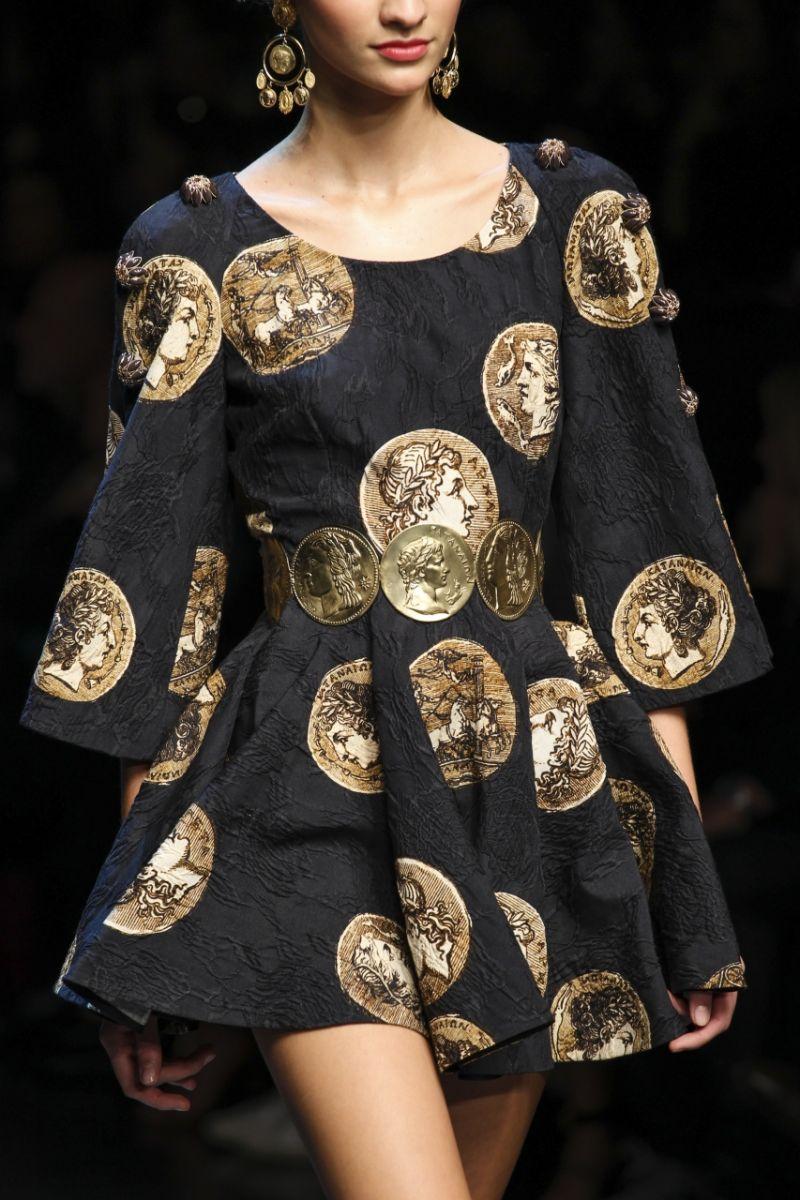 Клатч-монета от Dolce&Gabbana - фото №6
