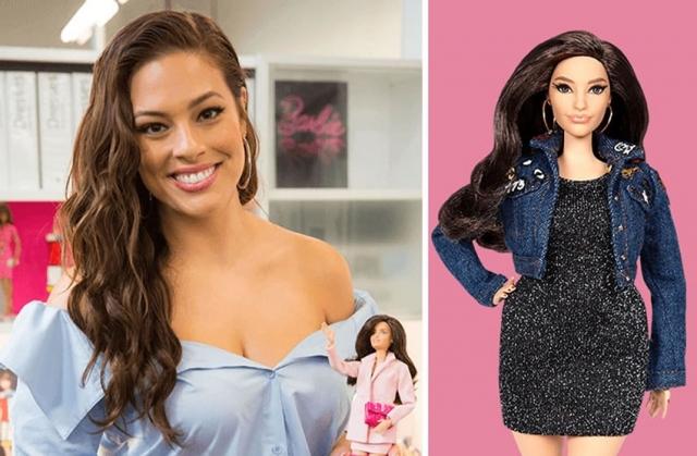 Барби выпустили кукол, на которых будут равняться девочки - фото №4
