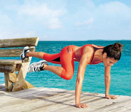 Фитнес на пляже: топ 10 упражнений - фото №2