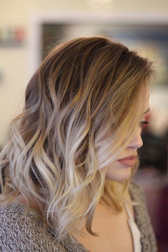 Окрашивание волос шатуш или эффект выгоревших прядей: идеальный вариант для лета - фото №3
