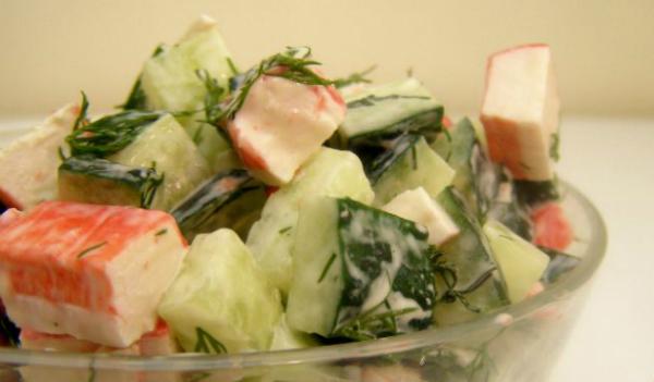Легкие салаты: топ 5 рецептов приготовления - фото №1
