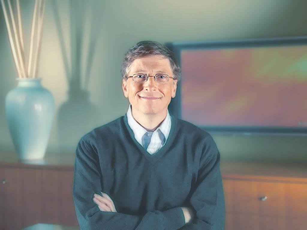 Билл Гейтс - фото №2
