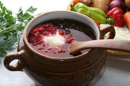Украинский борщ: топ 5 рецептов приготовления - фото №1