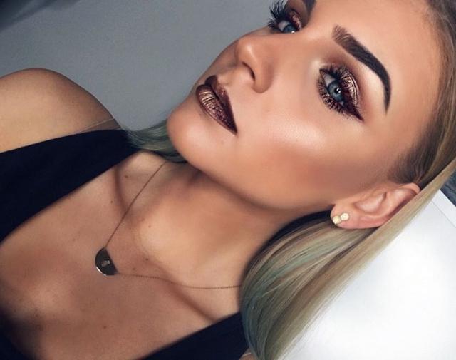 сияющая кожа макияж