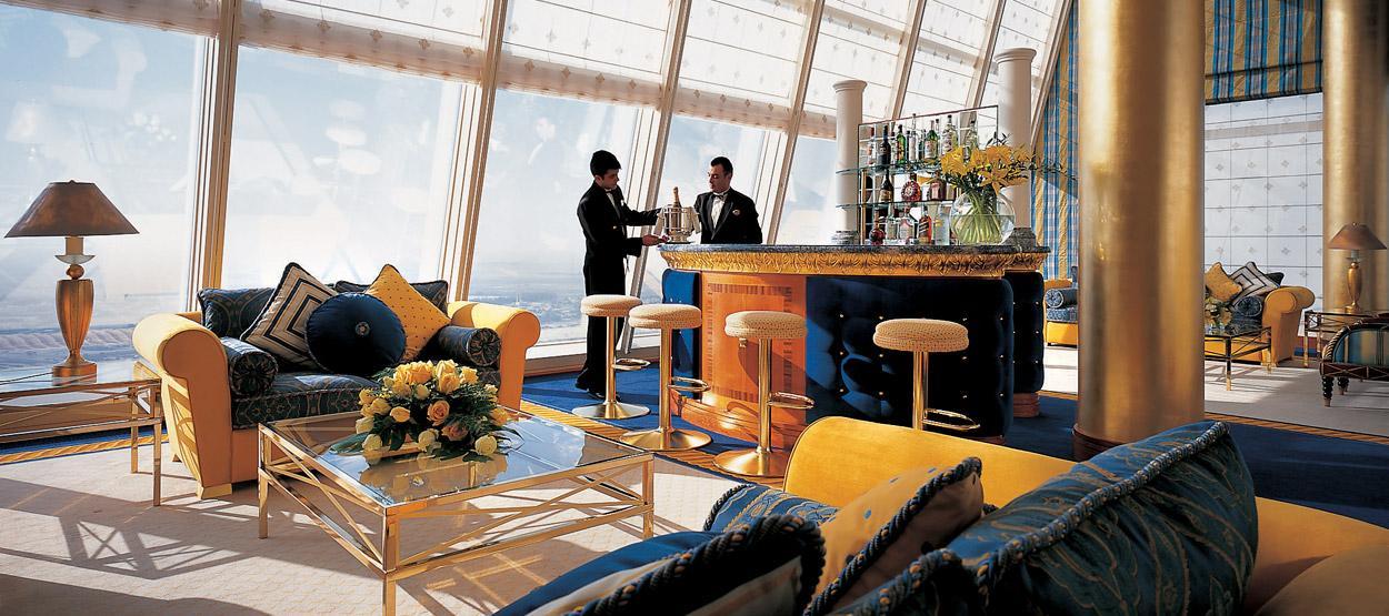 Лучшие отели мира: Hotel Burj Al Arab - фото №1