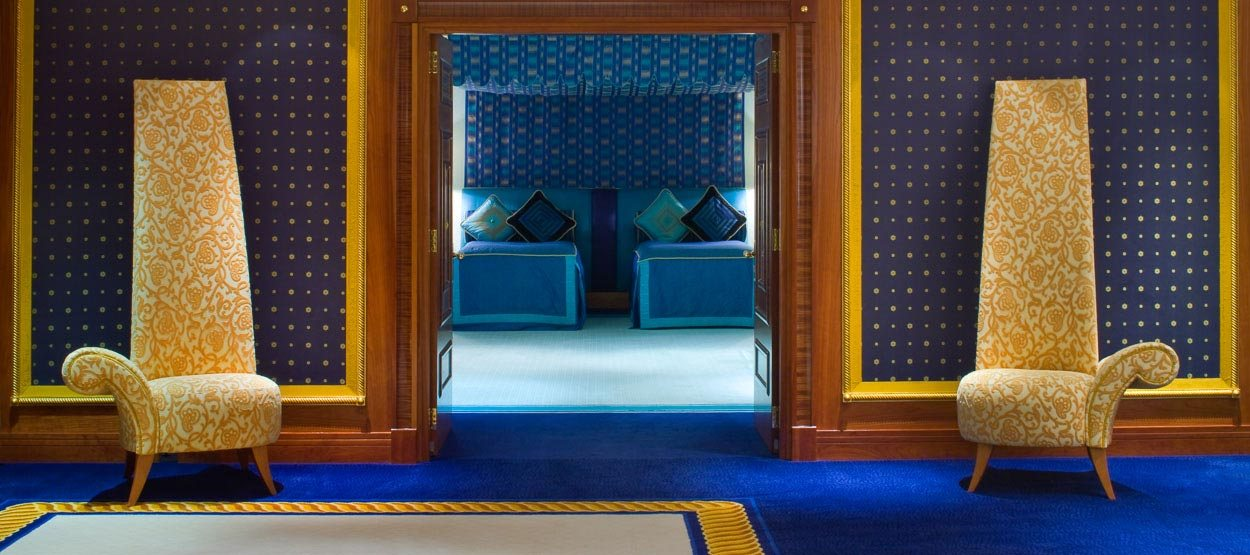Лучшие отели мира: Hotel Burj Al Arab - фото №8