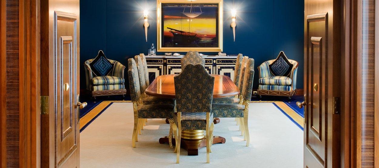 Лучшие отели мира: Hotel Burj Al Arab - фото №11