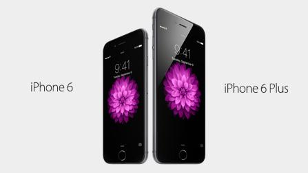 Корпорация Apple представила iPhone 6 и умные часы - фото №1