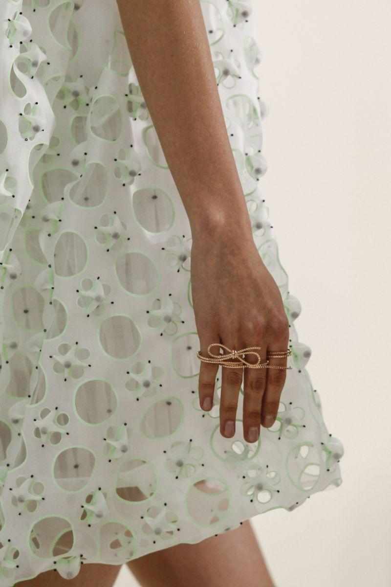 Неделя высокой моды в Париже: Christian Dior весна-лето 2014 - фото №3
