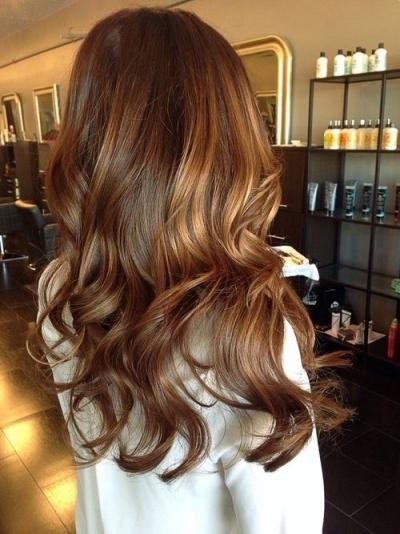 самые модные цвета волос 2016