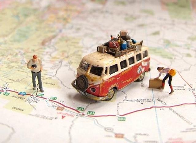 Как выжить и не сойти с ума в автобусном туре - фото №1