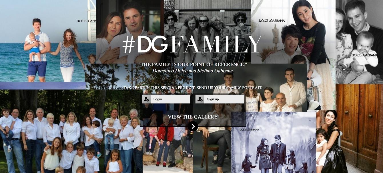 Dolce and Gabbana опубликовали фотографию украинской семьи в вышиванках - фото №1