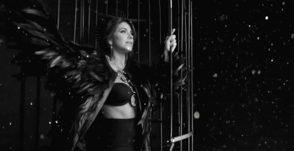 Ани Лорак представила мрачное видео на песню, которую написала Ирина Дубцова - фото №1