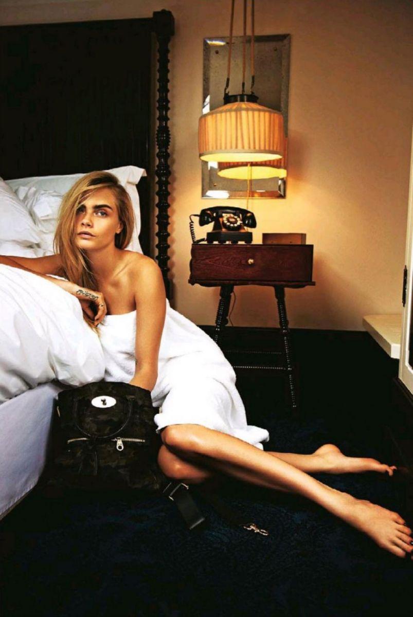 Скандальное интервью: Кара Делевинь честно рассказала, почему ушла из модельного бизнеса - фото №4
