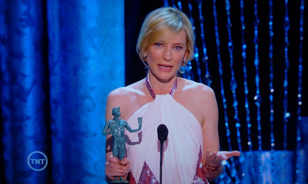 Screen Actors Guild Awards 2014: победители - фото №1