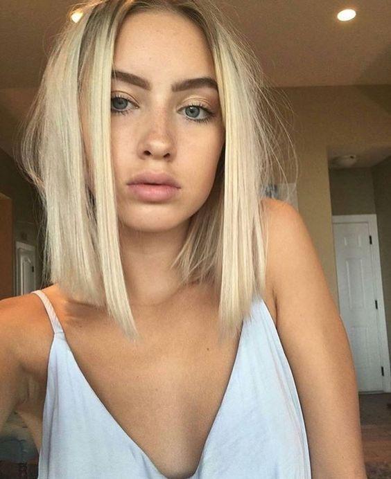 Пошаговая инструкция: делаем стильный макияж для блондинок с голубыми, серыми и карими глазами (+ВИДЕО) - фото №1