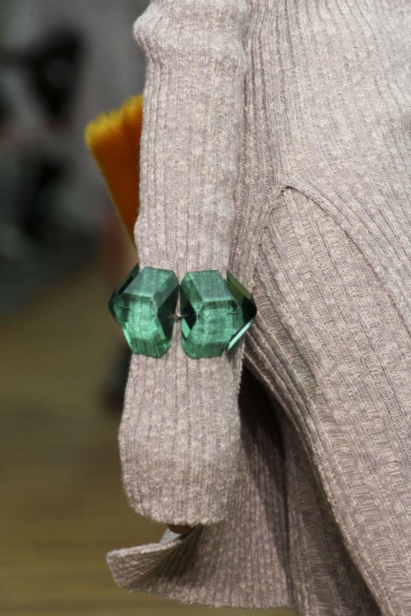 Прозрачные браслеты Céline - фото №1