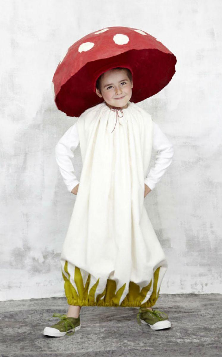 Новогодние костюмы для детей своими руками - фото №5