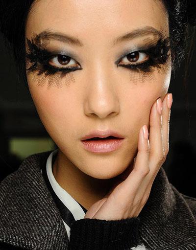 Топ 5 ведущих визажистов на Неделях моды - фото №18