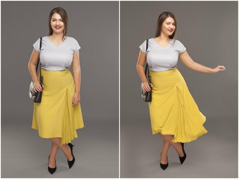 плюс-сайз одежда #LOVEplus для женщин с нестандартными параметрами
