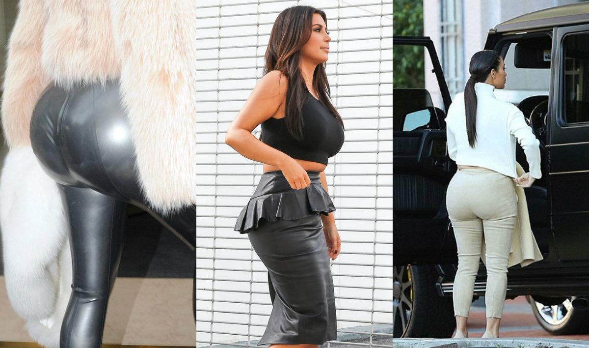 Ким Кардашьян: как не надо одеваться девушкам с пышными формами