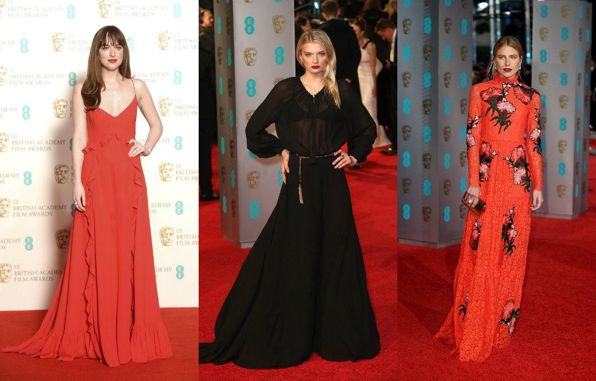 Красная дорожка BAFRA Awards 2016: Кейт Уинслет и другие хорошо одетые звезды церемонии