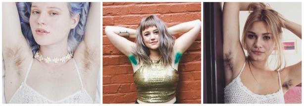 Твои небритые подмышки: как «волосатое» появление Лолы Керк на Золотом глобусе напомнило о феминистическом протесте других звезд - фото №2
