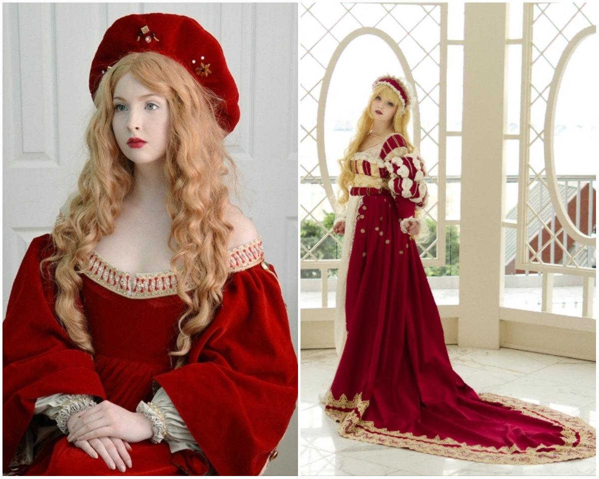 Как в сказке: юная девушка создает потрясающие исторические костюмы - фото №1