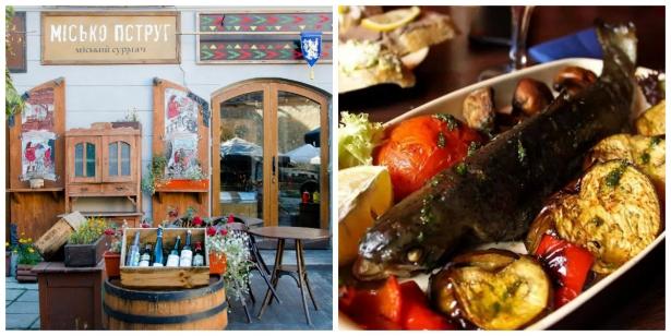 ТОП-5 ресторанов Львова, которые вы запомните на всю жизнь - фото №2