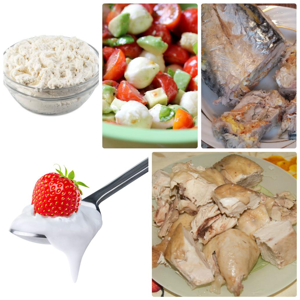 Новая белковая диета