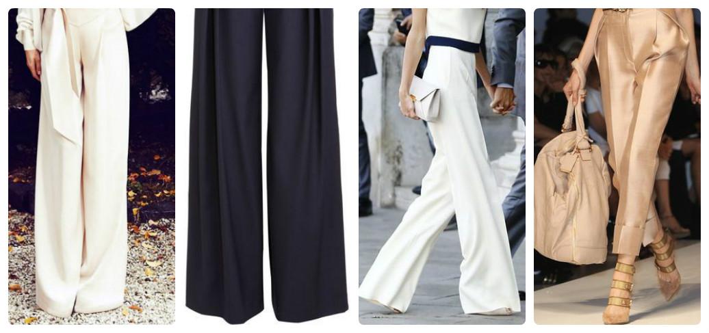 Как выбрать брюки женские для типа фигуры песочные часы