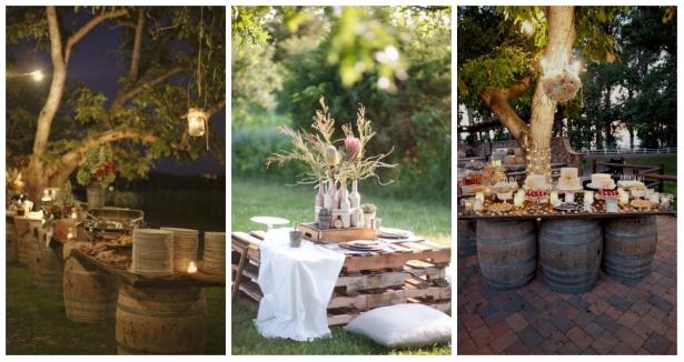 Мебель для пикника: делаем столик и стулья своими руками для отдыха на природе - фото №1