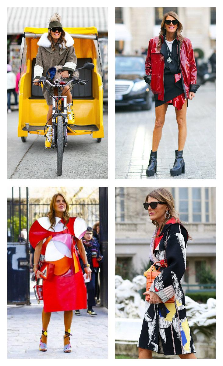 Street style на Неделе моды в Париже: в чем пришли гости