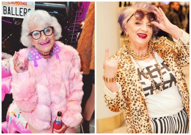 Еще одна модная Инста-бабушка: как украинская пенсионерка стала новой Бадди Винкл - фото №1