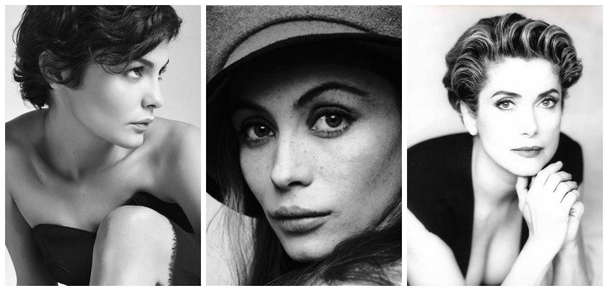 Самые красивые женщины Франции. Фотогалерея - фото №1