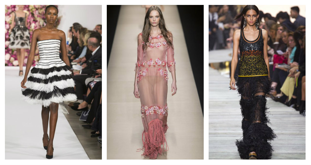 как носить бахрому в весенне-летний сезон 2015