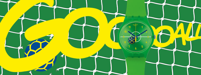 Коллекция часов Swatch лето 2014 - фото №2