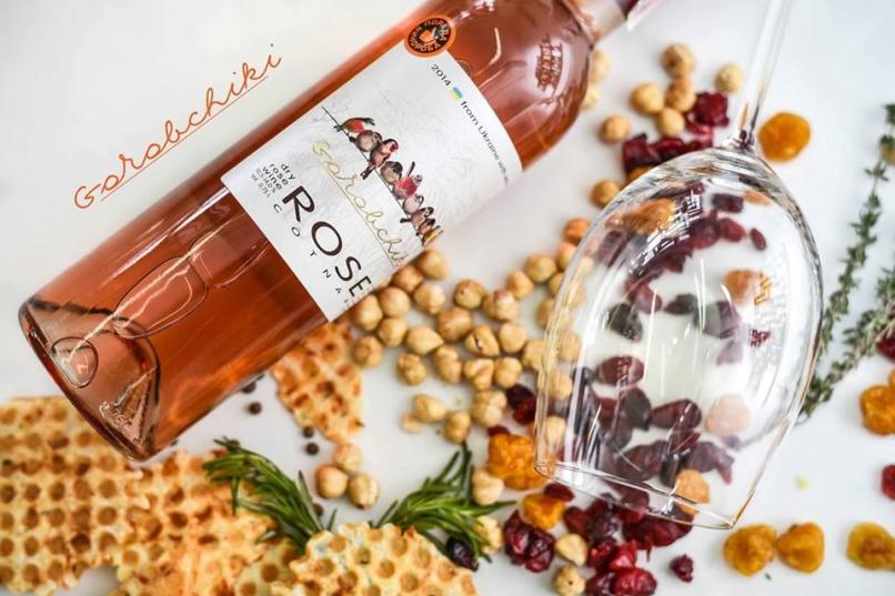 пасхальный стол вино