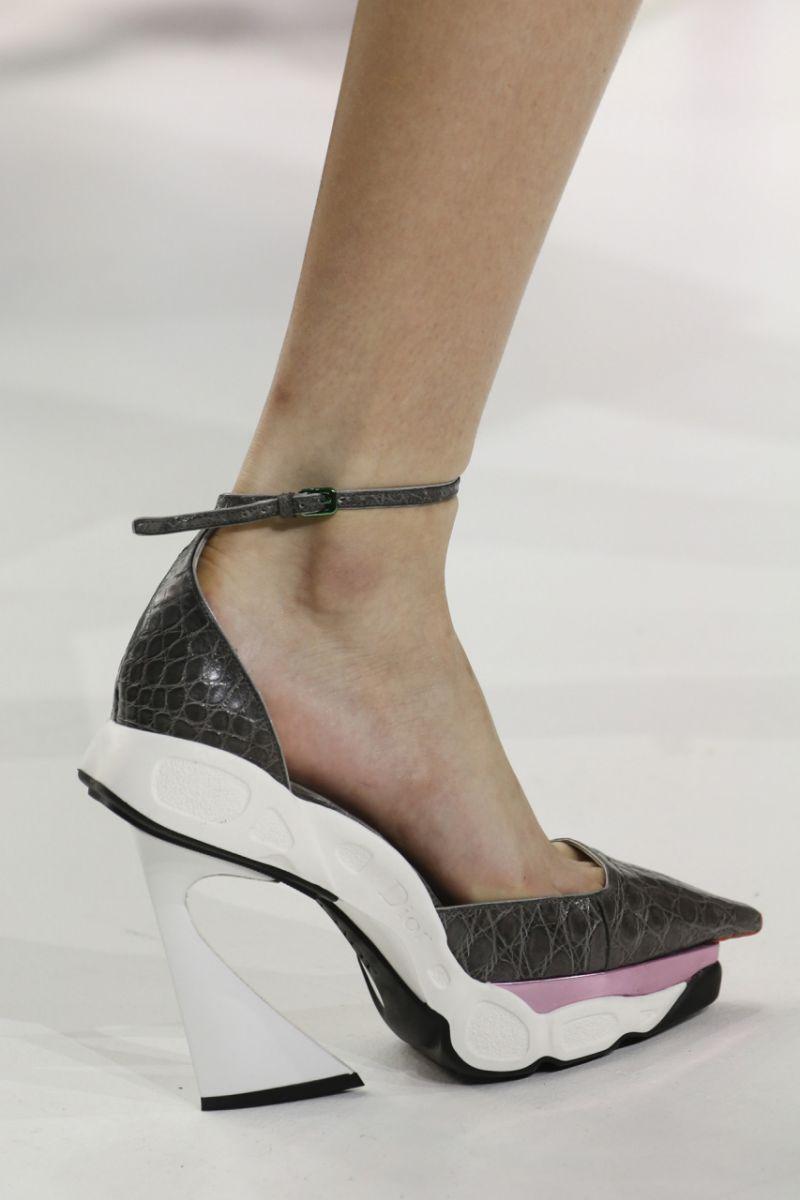 Спортивные туфли Christian Dior - фото №3