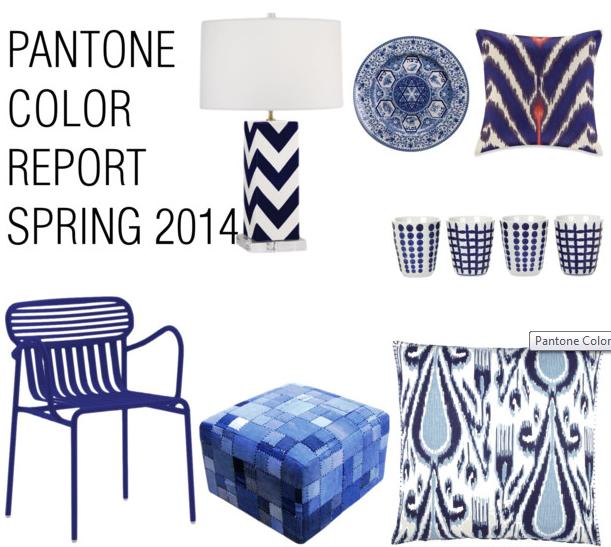 Модные цвета 2014 года в интерьере - фото №12