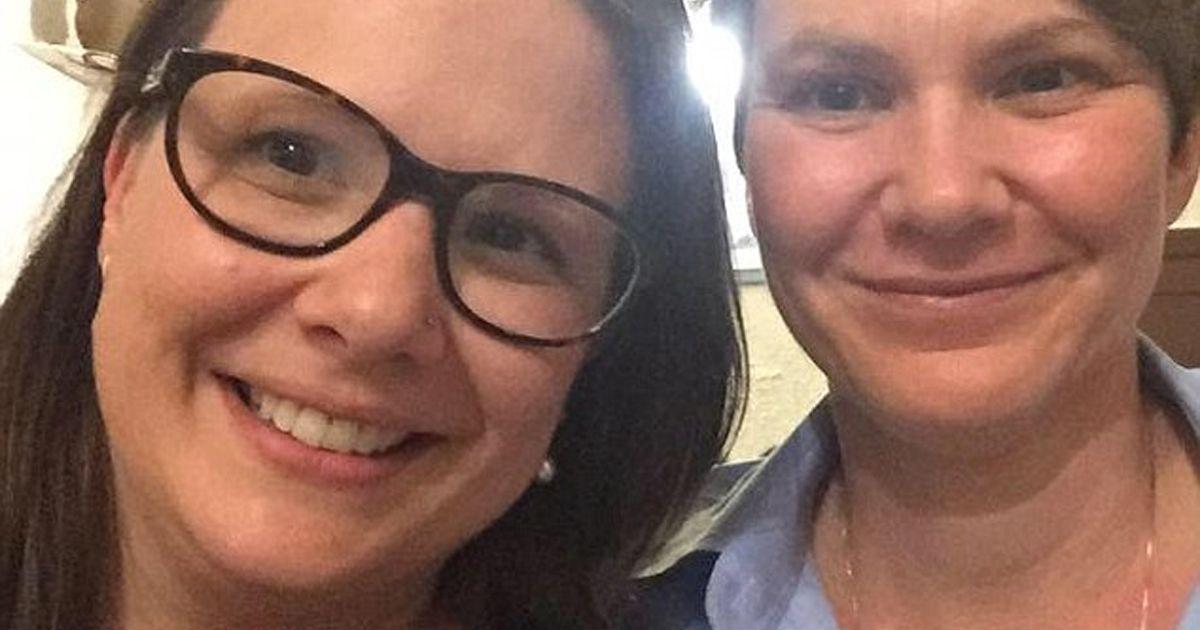 лесбиянки в самолете скандал